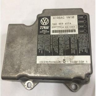 5N0959655A Блок управления air bag VW