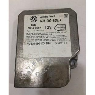 6Q0909605A Блок управления AirBag VW