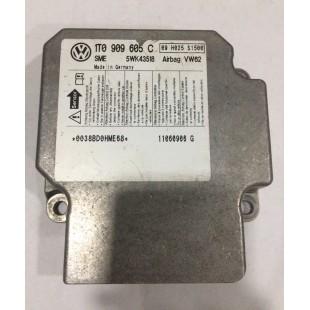 1T0909605C Блок управления AirBag VW