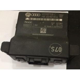 3C0907530C Блок Gateway Passat B6