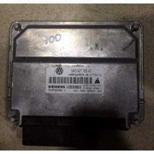 0ad927755AT Блок управления  коробкой VW