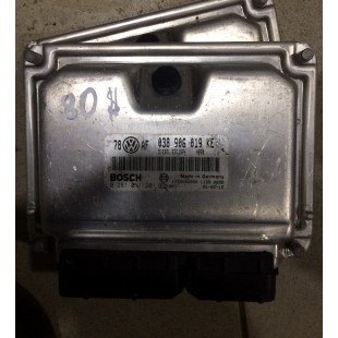 038906019ke ЭБУ VW