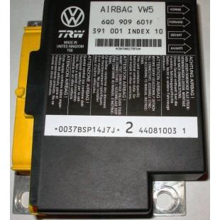 Блок управления AirBag 6q0909601f
