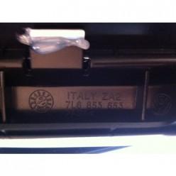 7L6853651L Решетка радиатора Фольксваген Туарег