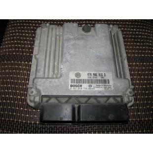 Блок управления двигителем 5.0 TDI 070906016D