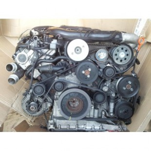 Двигатель BKS 3.0 TDI Фольксваген Туарег