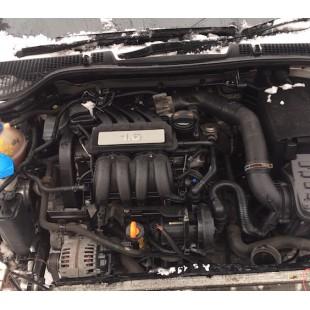 Двигатель Шкода BGU
