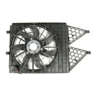 6R0121207A. Купить диффузор вентилятора на Шкоду Рапид бу
