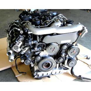 Каса мотор на 3.0 Туарег бу оригинал голый
