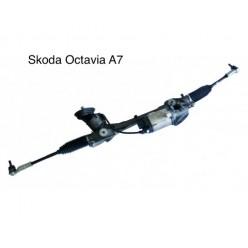 Рулевая рейка новая оригинальная Skoda A7