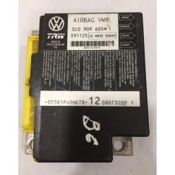 Блок управления air bag VW Passat B6