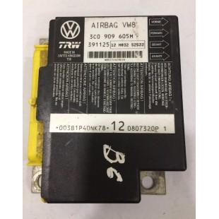 3C0909605L Блок управления air bag VW