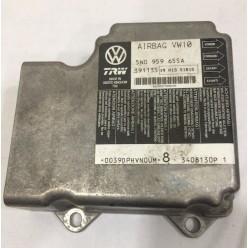 Блок управления air bag VW Passat CC