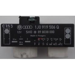Блок управления вентиляторами Шкода, ВВ 1J0919506Q