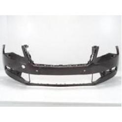 Бампер передний черный под парктроник бу на шкода Суперб 2 2009-2013