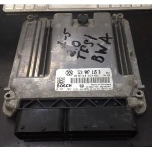 1z0907115d Блок управления двигателем BWA