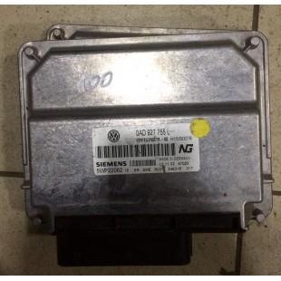 0ad927755l Блок управления раздаточной коробкой VW
