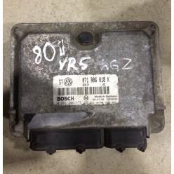 Блок управления двигателем AGZ VW Golf mk4 2.3