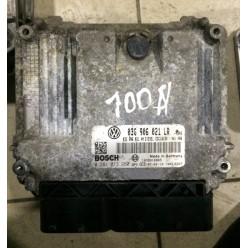 Блок управления двигателем BXE VW PASSAT B6 1.9 TDI
