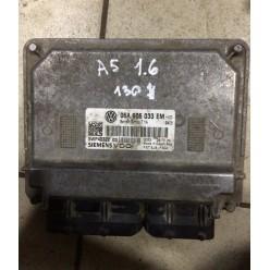 Блок управления двигателем SKODA OCTAVIA A5 1.6