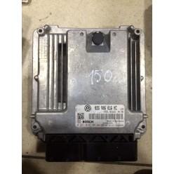 Блок управления двигателем Skoda Superb 1.9 TDI