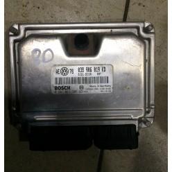 Блок управления двигателем Volkswagen Passat B5 1.9tdi