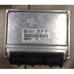Блок управления двигателем VW Passat B5 1.8T