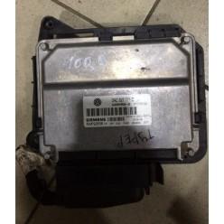 Блок управления раздаточной коробкой VW Touareg