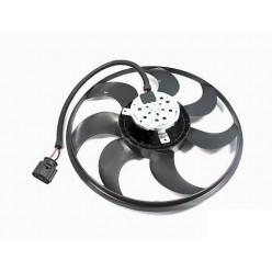 6R0959455E Вентилятор радиатора Поло, Рапид бу оригинал