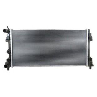 Оригинальный бу радиатор охлаждения двигателя на Фольксваген Поло Седан 6R, Шкоду Рапид