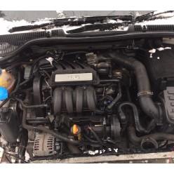 Двигатель BGU 1.6 Skoda Octavia A5