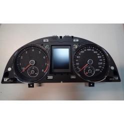 3D приборка VW 5N0920883A