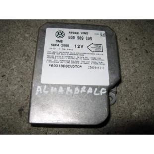 Блок управления AirBag на VW Caddy, Шкода А5, Шкода Рапид
