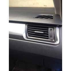 Дефлектор, решетка вентиляционная Skoda Rapid.
