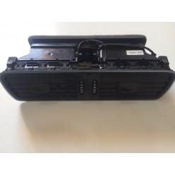 Дефлектор воздушный центральный passat cc.