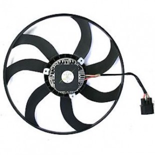 Вентилятор охлаждения радиатора 300 Вт бу на шкода А5
