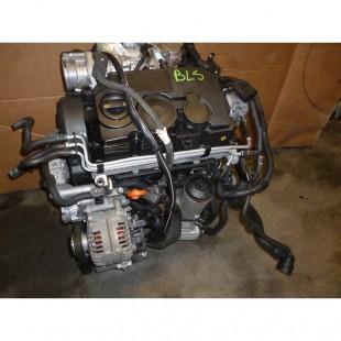 В наличии бу мотор 1.9 TDI  77 кВт на Шкоду и Фольксваген BLS/BKC/BXE/BSW/BJB